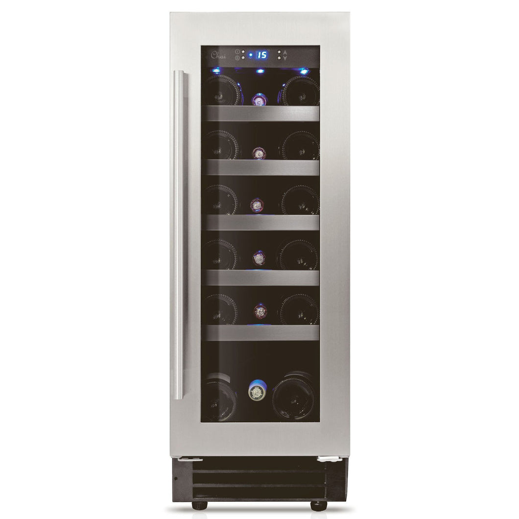Le Chai LM180 Single Temperature 'Built-in under-worktop' Wine Cabinet