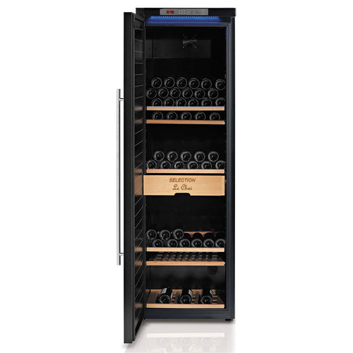 Le Chai LMV2370HG Single Temperature, 237 Bottle Wine Ageing Cabinet