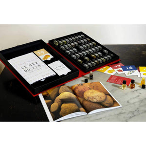 Le Nez du Vin 54 Aromas - The Master Kit