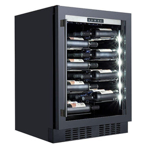 Le Chai PRO40M Single Temperature, 40 Bottle Wine Cabinet