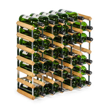42 Bottle Assembled Traditional Wine Rack - 228mm depth