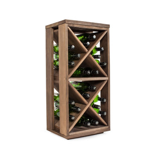 24 Bottle Modular Wine Storage Unit