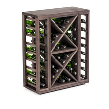 40 Bottle Modular Wine Storage Unit