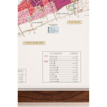 Burgundy Region Vineyard Maps (Côte D'Or 2 map set)