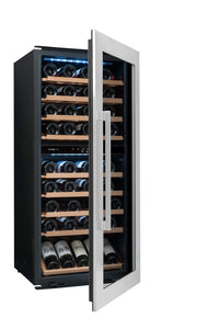 Avintage AVI81XDZ 2-Zone Built-in Column Wine Cabinet