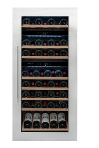 Avintage AVI94X3Z '3-Zone Built-in Column Wine Cabinet'