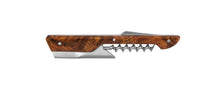 Perceval SOMMELIER Wine Knife in Arizona Ironwood Burl