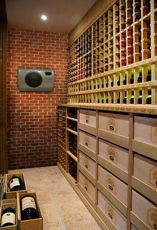 fondis c25 wine cellar air conditioning unit. Black Bedroom Furniture Sets. Home Design Ideas