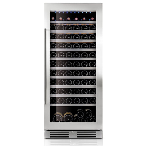 Le Chai LM1210, Single Temperature, 121 Bottle Wine Cabinet