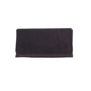 Women's Long Wallet in Brown Leather - Cantoneri