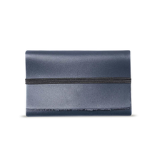 Blue Leather Cardholder - Cantoneri