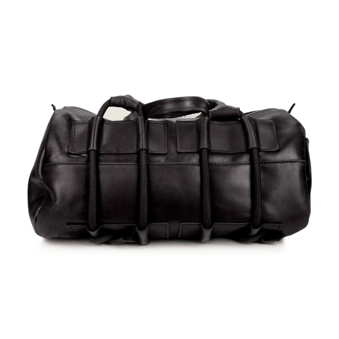 Men's Leather Duffel Bag - Cantoneri