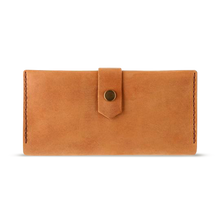 Women's Ginger Bifold Leather Wallet - Cantoneri