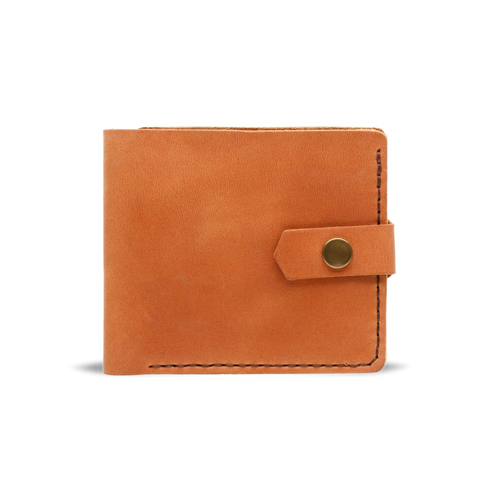 Ginger Bifold Leather Wallet [USA only] - Cantoneri