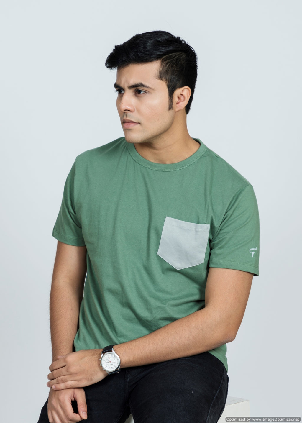 Feltin Clothing - Sage Green - T-Shirt