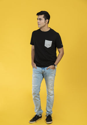 Feltin Clothing - Midnight Black - T-Shirt