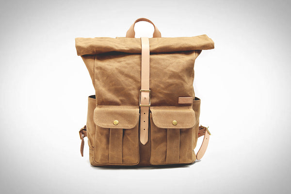 Astray Rolltop Backpack
