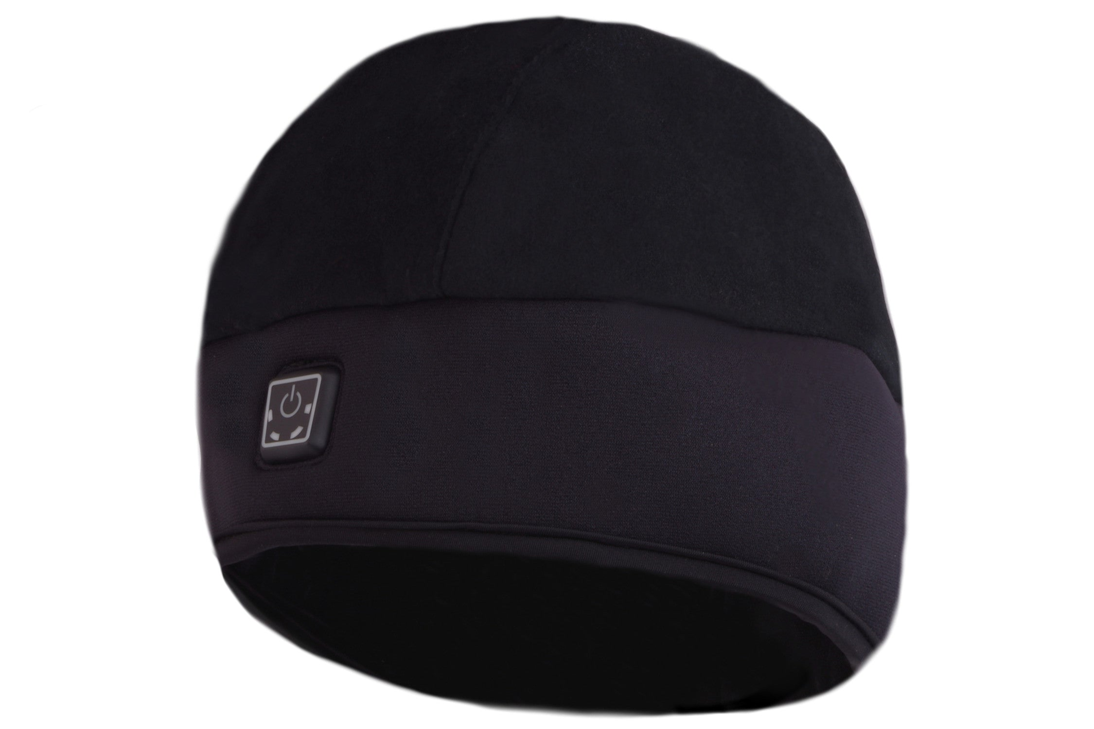 Heated Beanie - Black