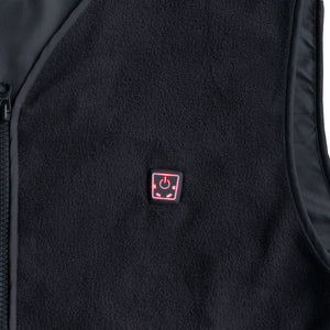 Heated Fleece Gillet