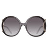 Chloe CE703S 046 Jackson Round Gradient Ladies Sunglasses