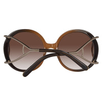 Chloe CE703S 233 Jackson Round Gradient Ladies Sunglasses