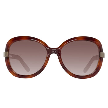 Chloè CE706S 214 Ladies Butterfly Havana Sunglasses
