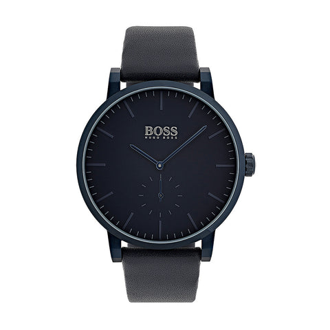 Hugo Boss 1513502 Essence Modern Men's Leather Watch