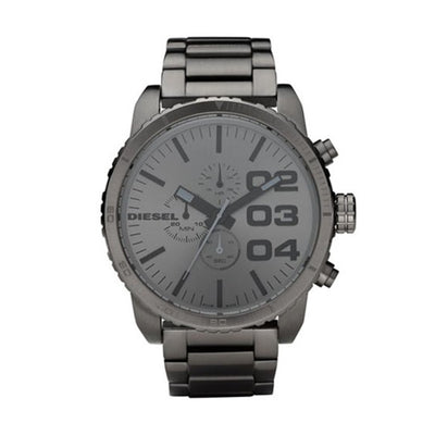 Diesel DZ4215 Double Down 51 Men's Chronograph Gunmetal Watch