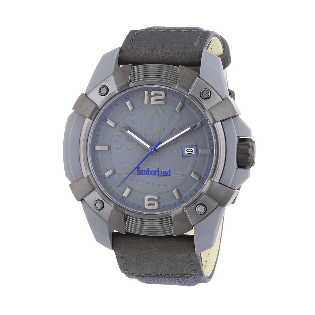 Timberland 13326JPGYU-13 Men's Watch					  						  						  						   Chocorua Men's Grey Quartz watch