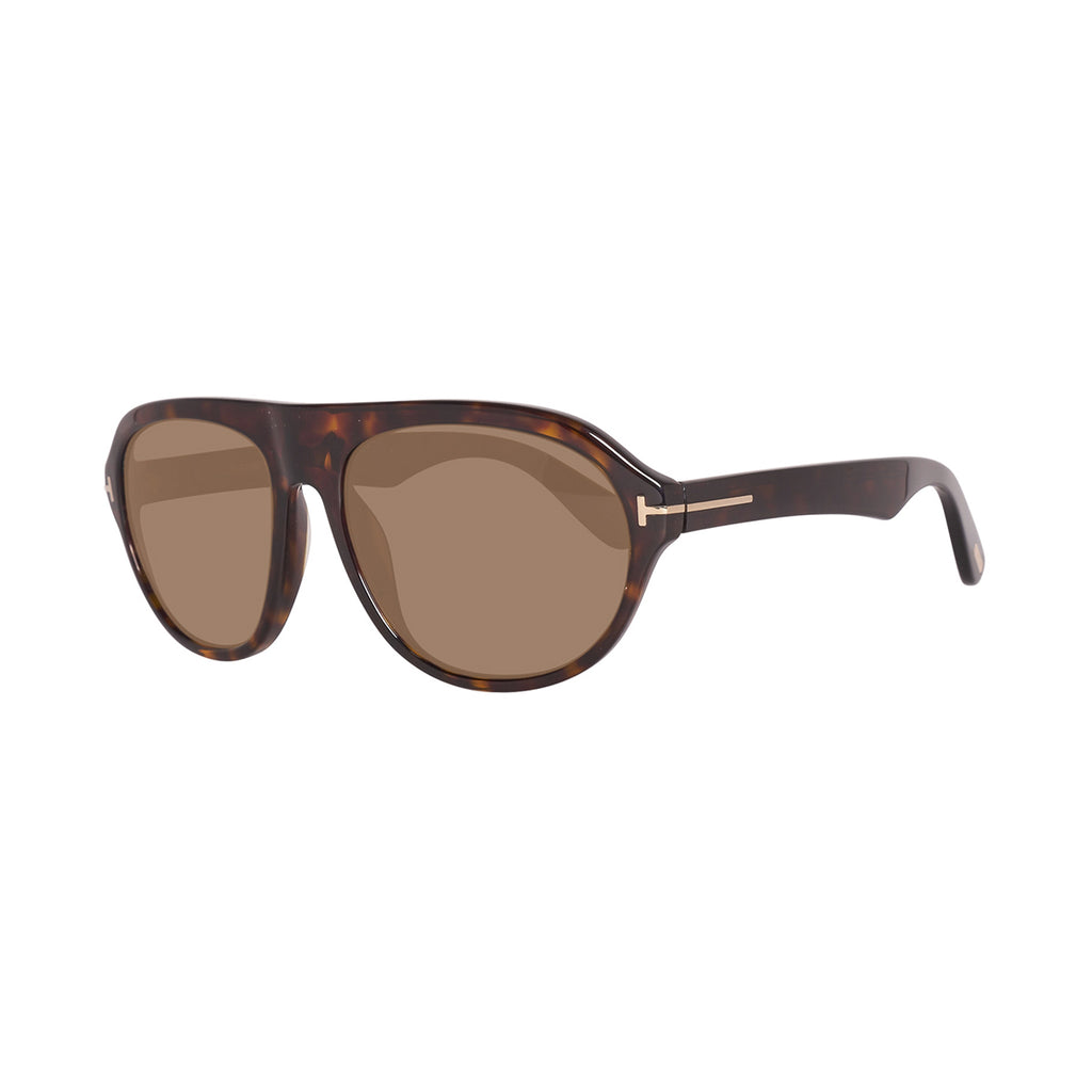 Tom Ford Ivan FT0397 52J 58 Mens Havana Sunglasses