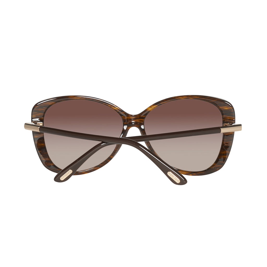 Tom Ford FT0324 50F 59 Ladies Havana Sunglasses
