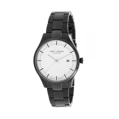 Lars Larsen 119CSBLB Men's Watch