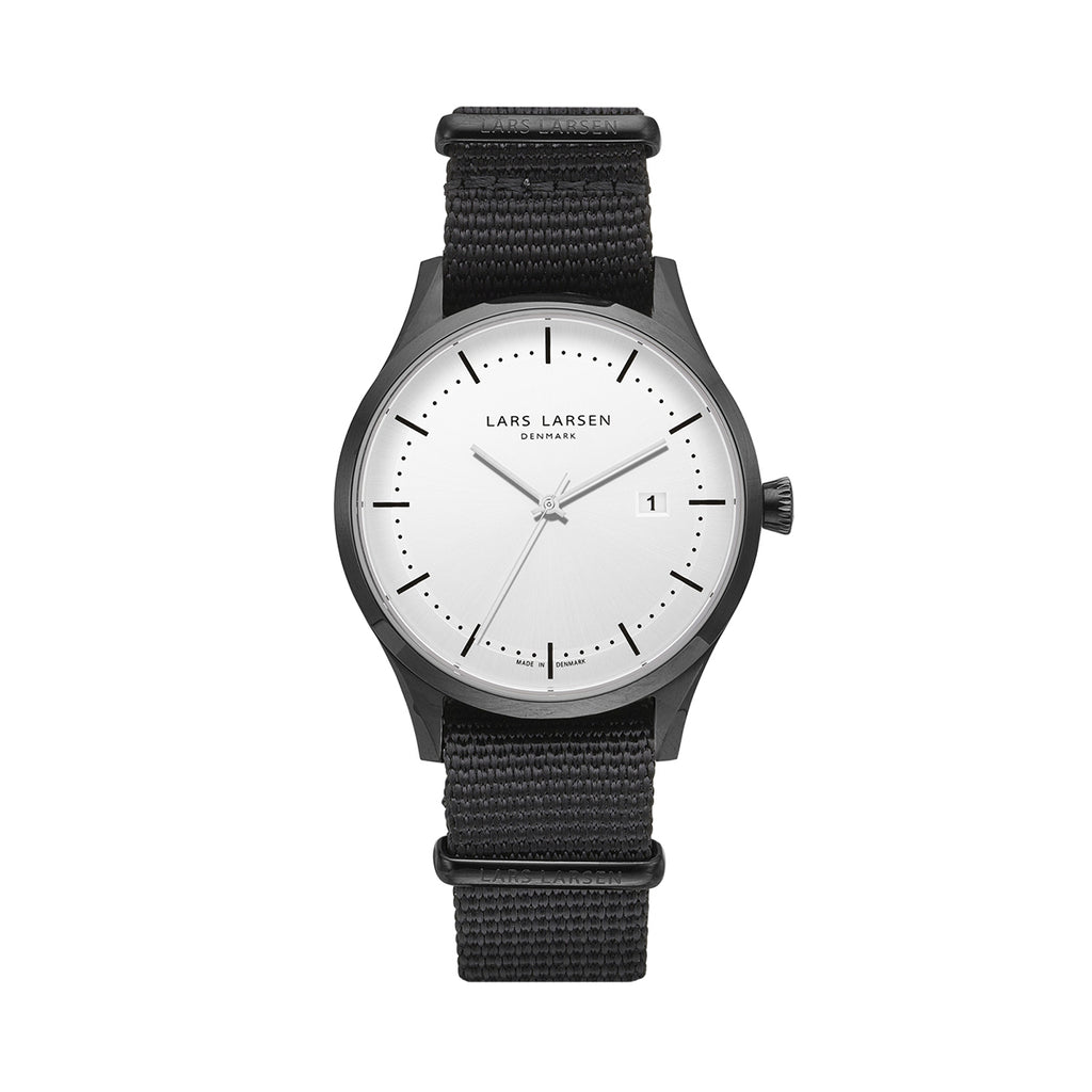 Lars Larsen 119CSBLN Men's Watch