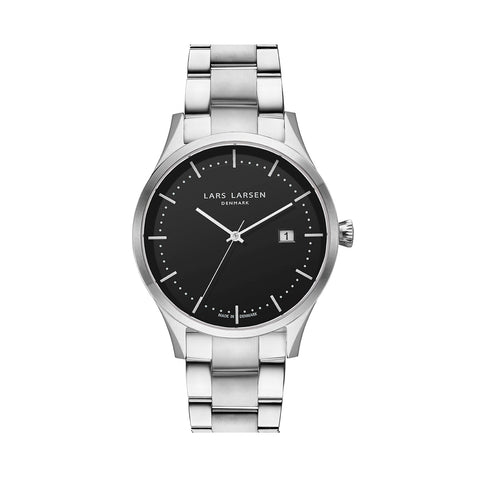Lars Larsen 119SBSB Men's Watch