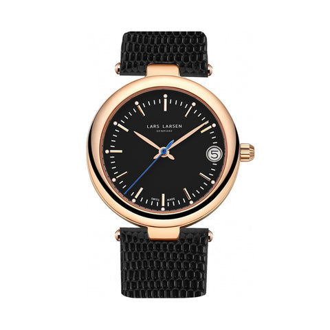 Lars Larsen Viviann 126RBBL Ladies Watch