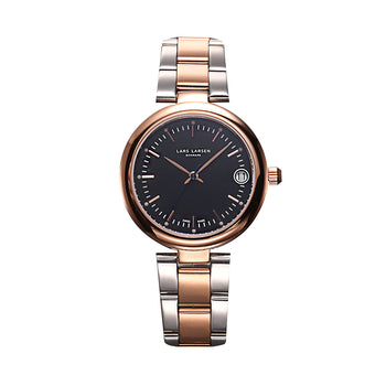 Lars Larsen 126RBRB Ladies Watch