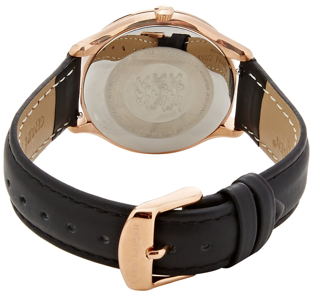 Lars Larsen 127RBBLL Ladies PVD Rose Gold Watch
