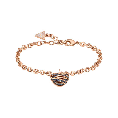 Guess UBB21597-S Ladies Rose Gold Bracelet