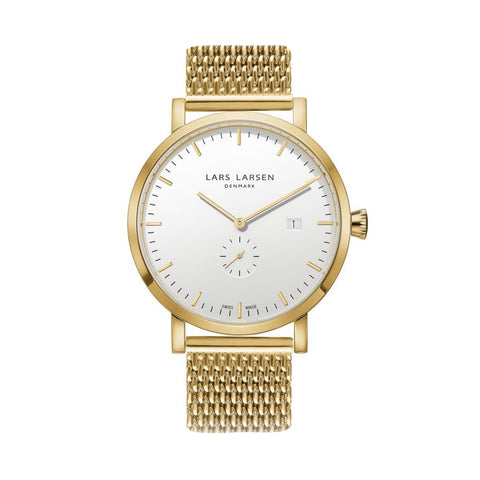 Lars Larsen 131GWGM Men's Watch