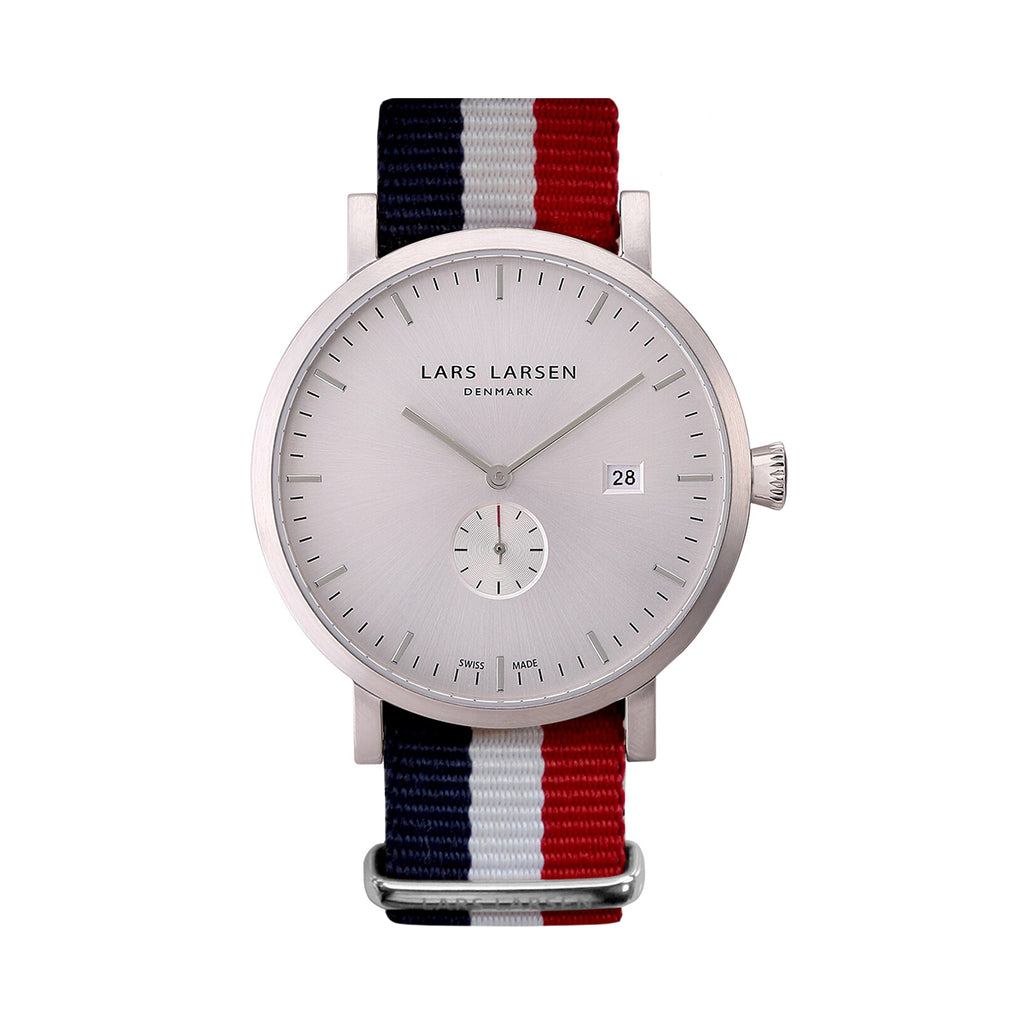 Lars Larsen 131SWAN Men's Watch