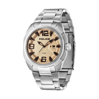 Police Texas 13836JS/04MA Men's Stainless Steel Watch