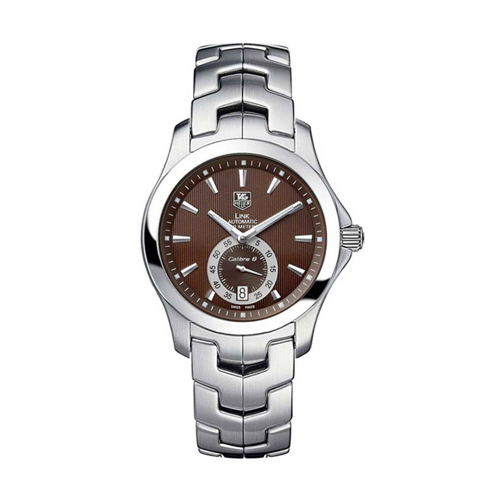 Tag Heuer Link Men's Automatic Stainless Steel Watch WJF211C.BA0570