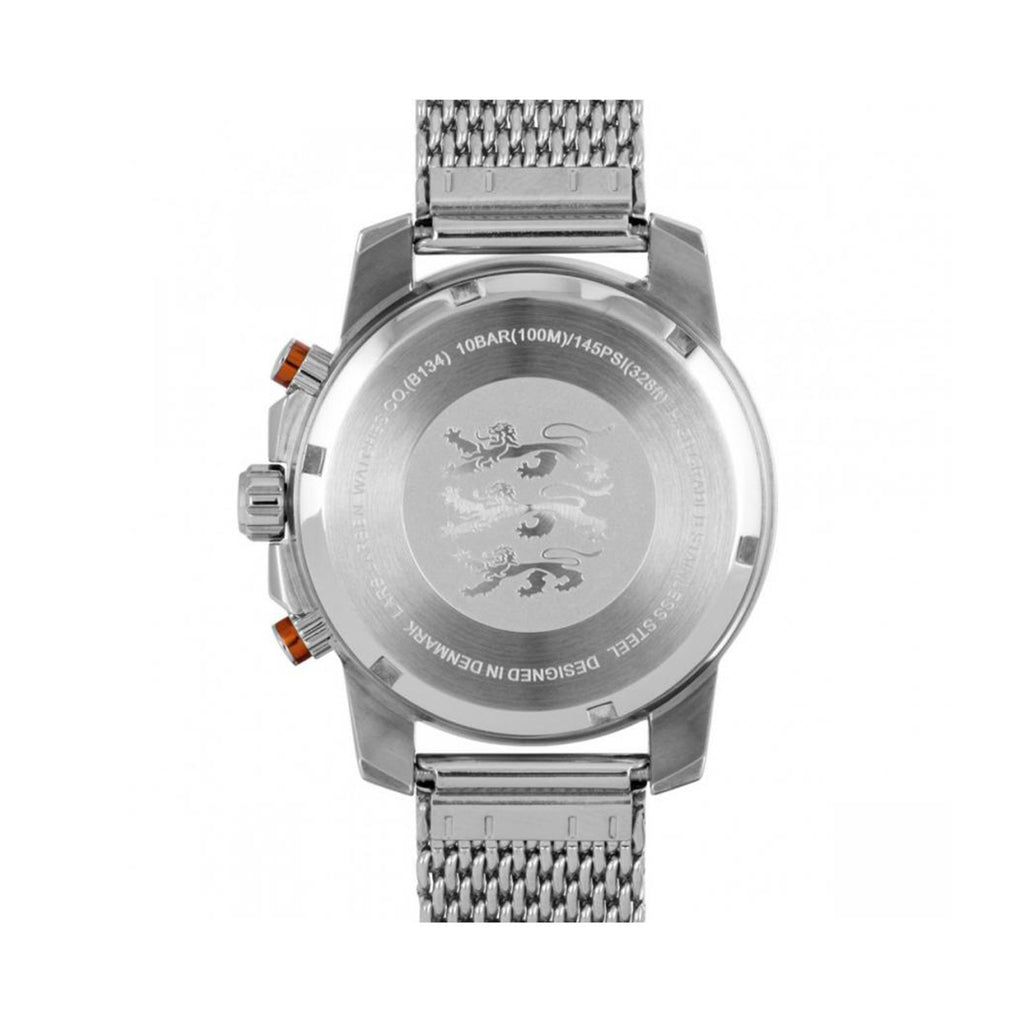 Lars Larsen 142SBOSM Men's Watch