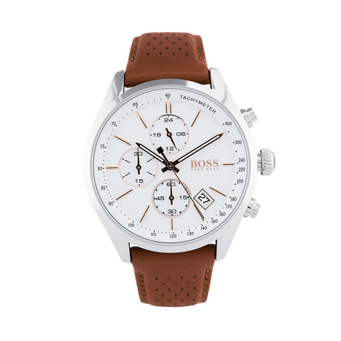 Hugo Boss 1513475 Grand Prix Mens Chronograph Watch