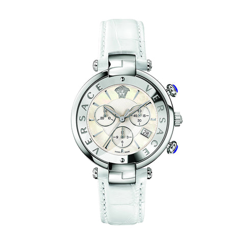 Versace VAJ020016 Reve Ladies Chronograph Swiss Watch