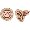 Michael Kors MKJ2942791 Rose Gold Tone Ladies Earrings