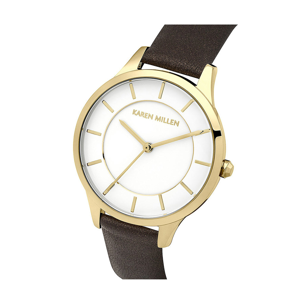 Karen Millen KM133TG Ladies Watch