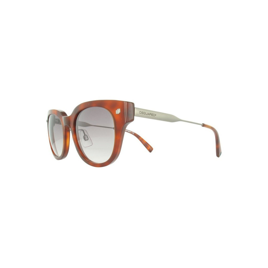 Dsquared DQ0140/S 53B Ladies Havana Sunglasses