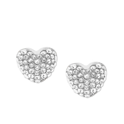 Michael Kors MKJ6319040 Brilliance Silver Ladies Earrings