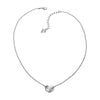Guess USN11009 Ladies Silver Collar Necklace